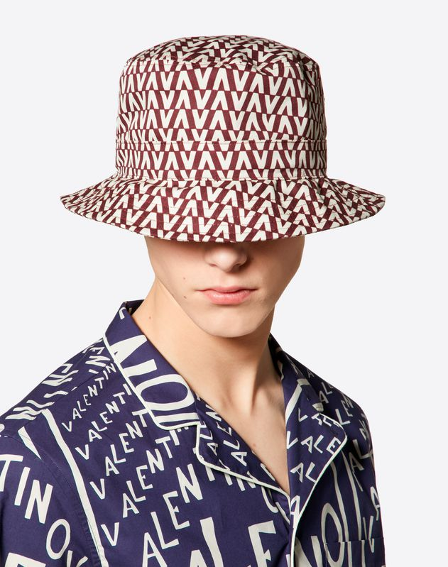 OPTICAL VALENTINO Bucket Hat