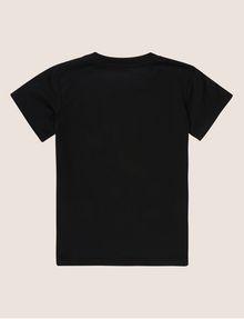ARMANI EXCHANGE BOYS SLIM-FIT GRAFFITI OVERPRINT LOGO CREW Logo T-shirt [*** pickupInStoreShippingNotGuaranteed_info ***] r