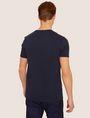 ARMANI EXCHANGE SLIM-FIT CIRCLE GRAF CREW Graphic T-shirt [*** pickupInStoreShippingNotGuaranteed_info ***] e
