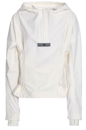 ADIDAS by STELLA McCARTNEY Shell hooded jacket