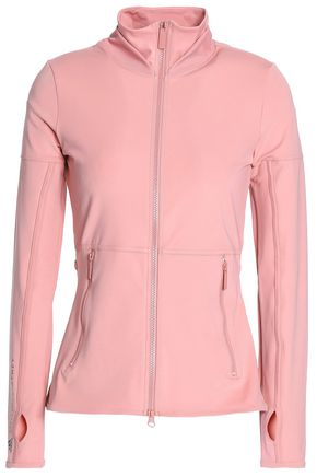 ADIDAS by STELLA McCARTNEY Stretch-jersey sweatshirt