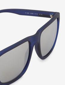 ARMANI EXCHANGE TRANSLUCENT BLUE CLASSIC SUNGLASSES Sunglass Man e