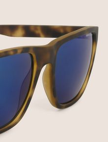 ARMANI EXCHANGE BLUE MIRRORED TORTOISE CLASSIC SUNGLASSES Sunglass [*** pickupInStoreShippingNotGuaranteed_info ***] e