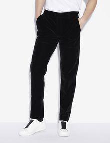 ARMANI EXCHANGE VELVET DRESS PANT Chino [*** pickupInStoreShippingNotGuaranteed_info ***] f