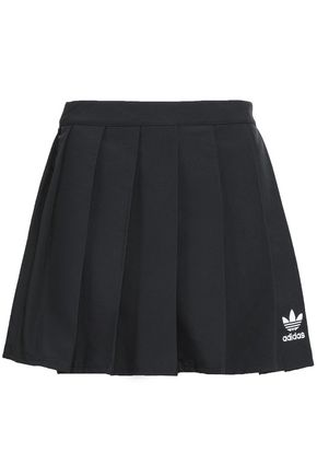 ADIDAS ORIGINALS Stretch-knit mini skirt