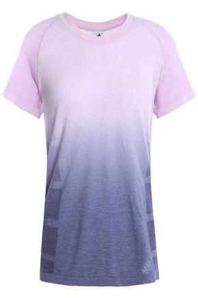 ADIDAS Dégradé jersey T-shirt