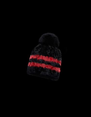 Moncler Grenoble Hats Woman: FUR HAT