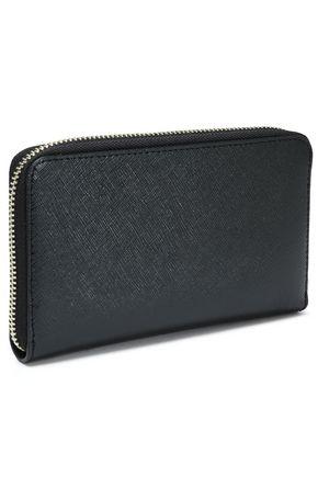 VERSUS VERSACE Textured-leather wallet