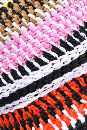 MISSONI MARE Crocheted sun hat