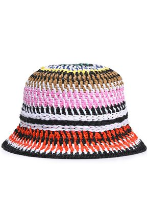 MISSONI MARE Crocheted sun hat