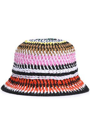 MISSONI MARE かぎ針編み サンハット