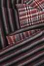 MISSONI Prince of Wales checked wool-blend jacquard scarf