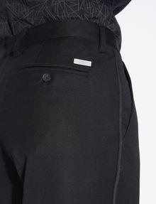 ARMANI EXCHANGE CREASE-FRONT DRESS PANT Chino [*** pickupInStoreShippingNotGuaranteed_info ***] b