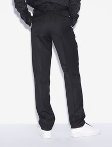 ARMANI EXCHANGE CREASE-FRONT DRESS PANT Chino [*** pickupInStoreShippingNotGuaranteed_info ***] e