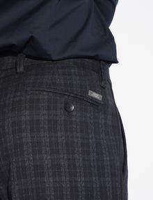 ARMANI EXCHANGE PLAID DRESS PANT Chino [*** pickupInStoreShippingNotGuaranteed_info ***] b