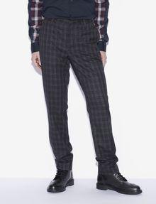 ARMANI EXCHANGE PLAID DRESS PANT Chino [*** pickupInStoreShippingNotGuaranteed_info ***] f
