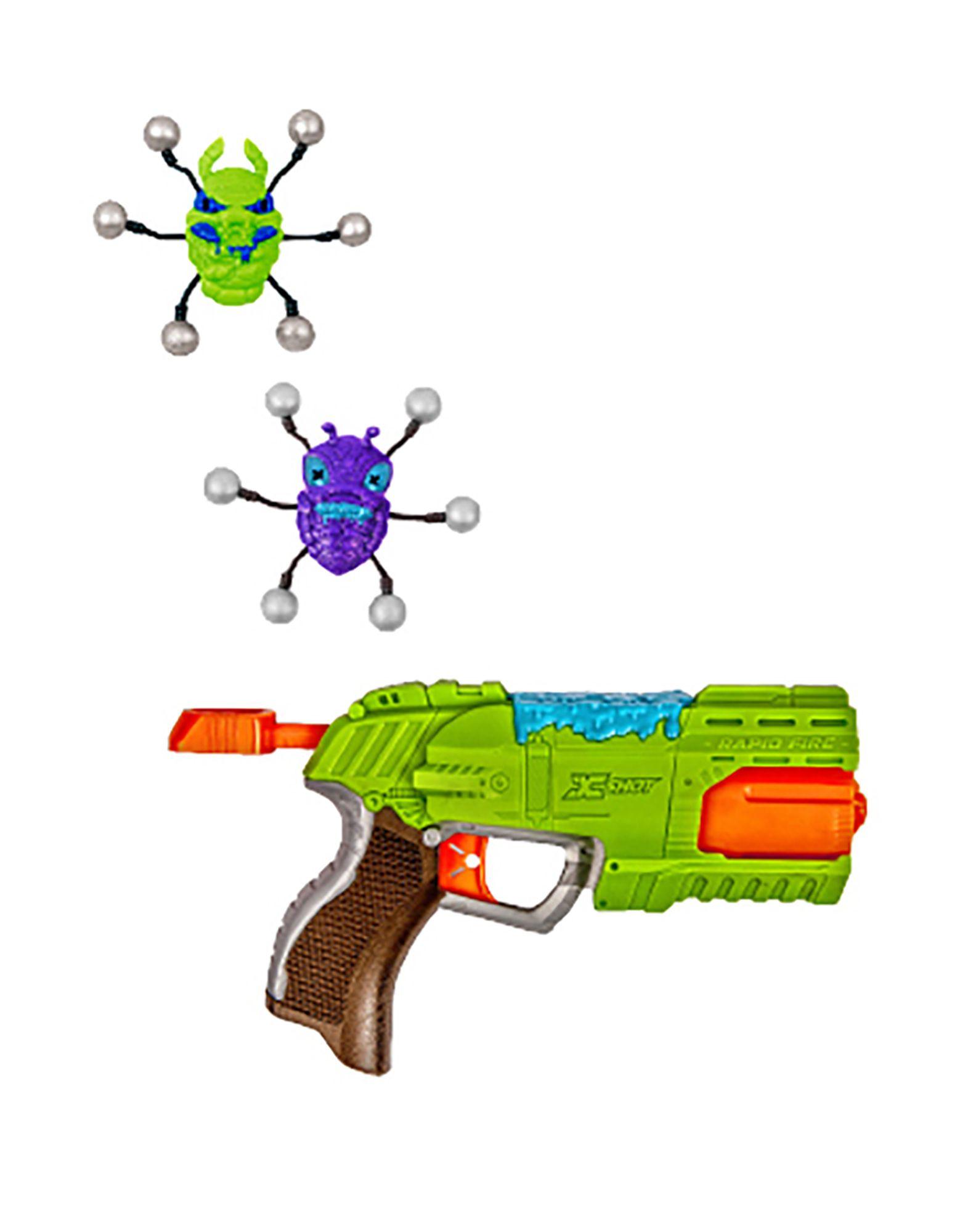 ZURU X-SHOT Сюжетно-ролевые игры ролевые игры smoby инструмент многофункциональный 5 в 1 тачки 2