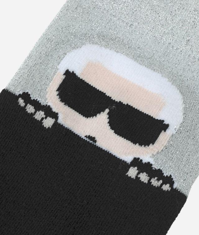 Karl Lagerfeld - Chaussettes K/Ikonik - 2