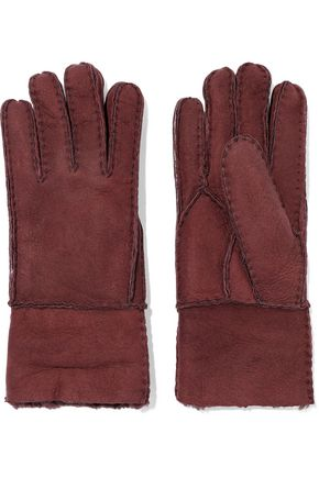 SURELL Shearling gloves