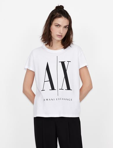 4812a32d378 Armani Exchange Women s T-Shirts   Tank Tops