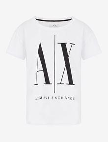ARMANI EXCHANGE Logo T-shirt [*** pickupInStoreShipping_info ***] r