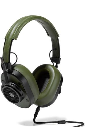 MASTER & DYNAMIC MH40 leather headphones