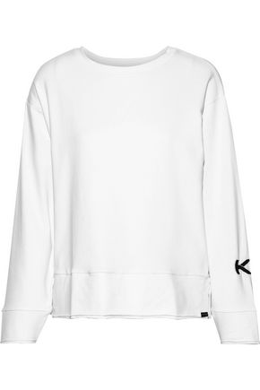 KORAL Global French terry sweatshirt