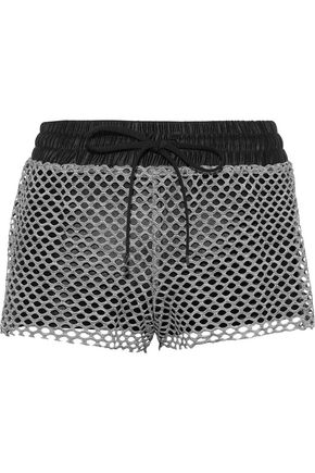 KORAL Fly layered mesh shorts