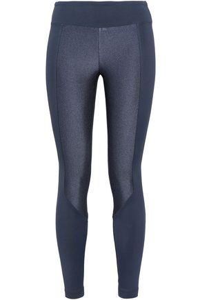 KORAL Paneled stretch Tech-jersey leggings
