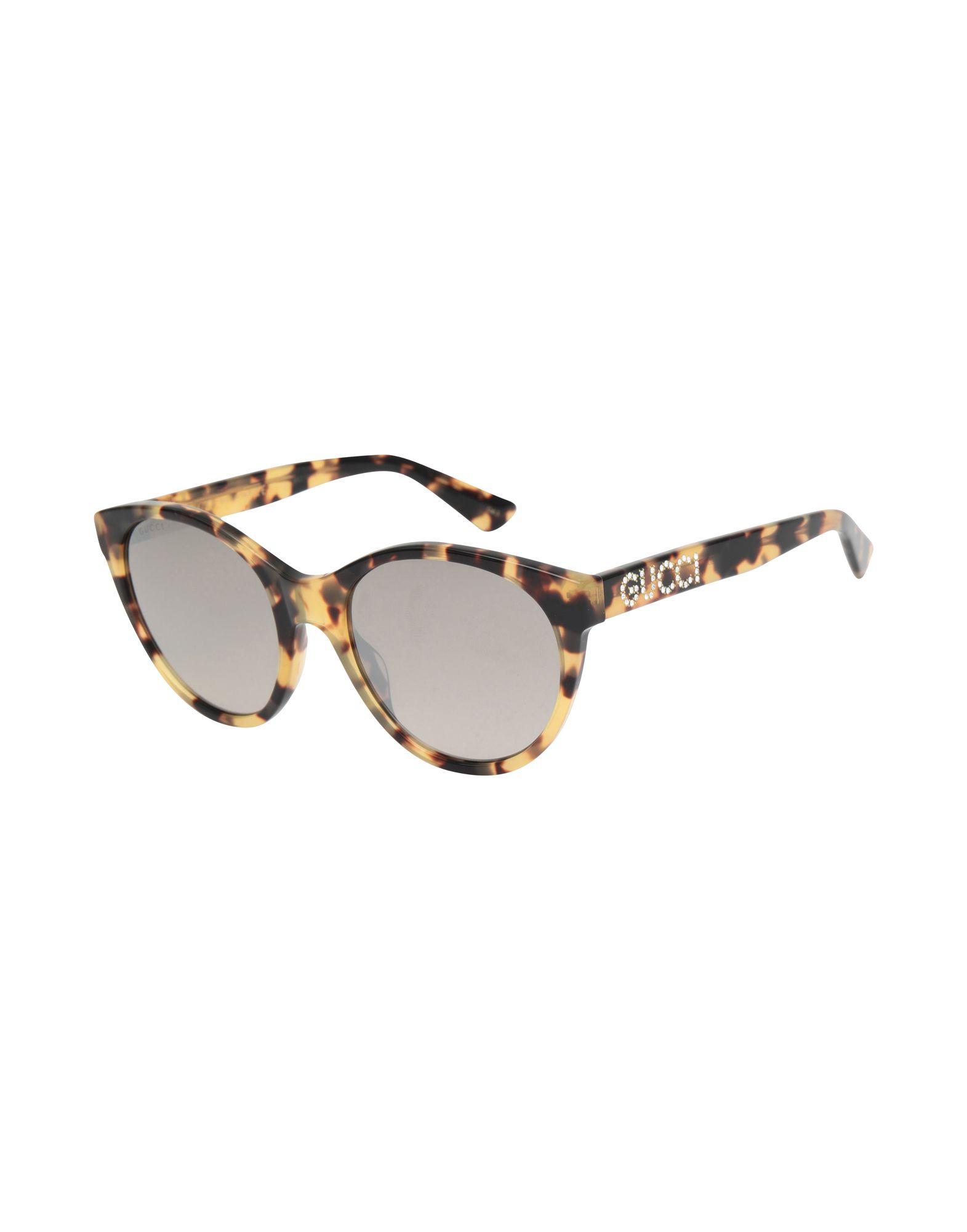 GUCCI Солнечные очки arena tracks mirror арт 9237055 зеркальные линзы