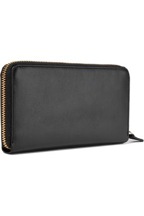 ROBERTO CAVALLI Leather continental wallet