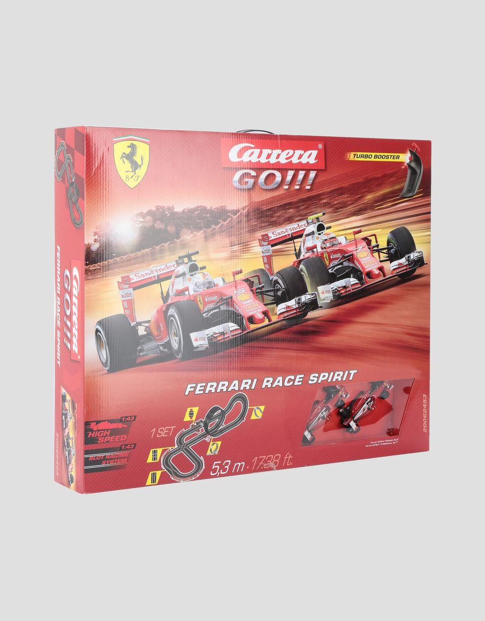 Scuderia Ferrari Online Store - Set da gioco Carrera GO!!! Ferrari Race Spirit - Piste Elettriche