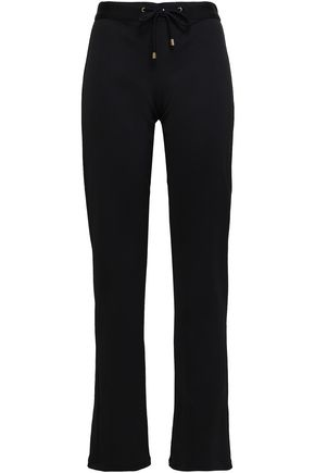 VERSACE Stretch-jersey track pants
