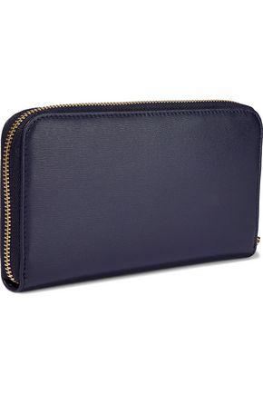 SALVATORE FERRAGAMO Gancini studded leather wallet