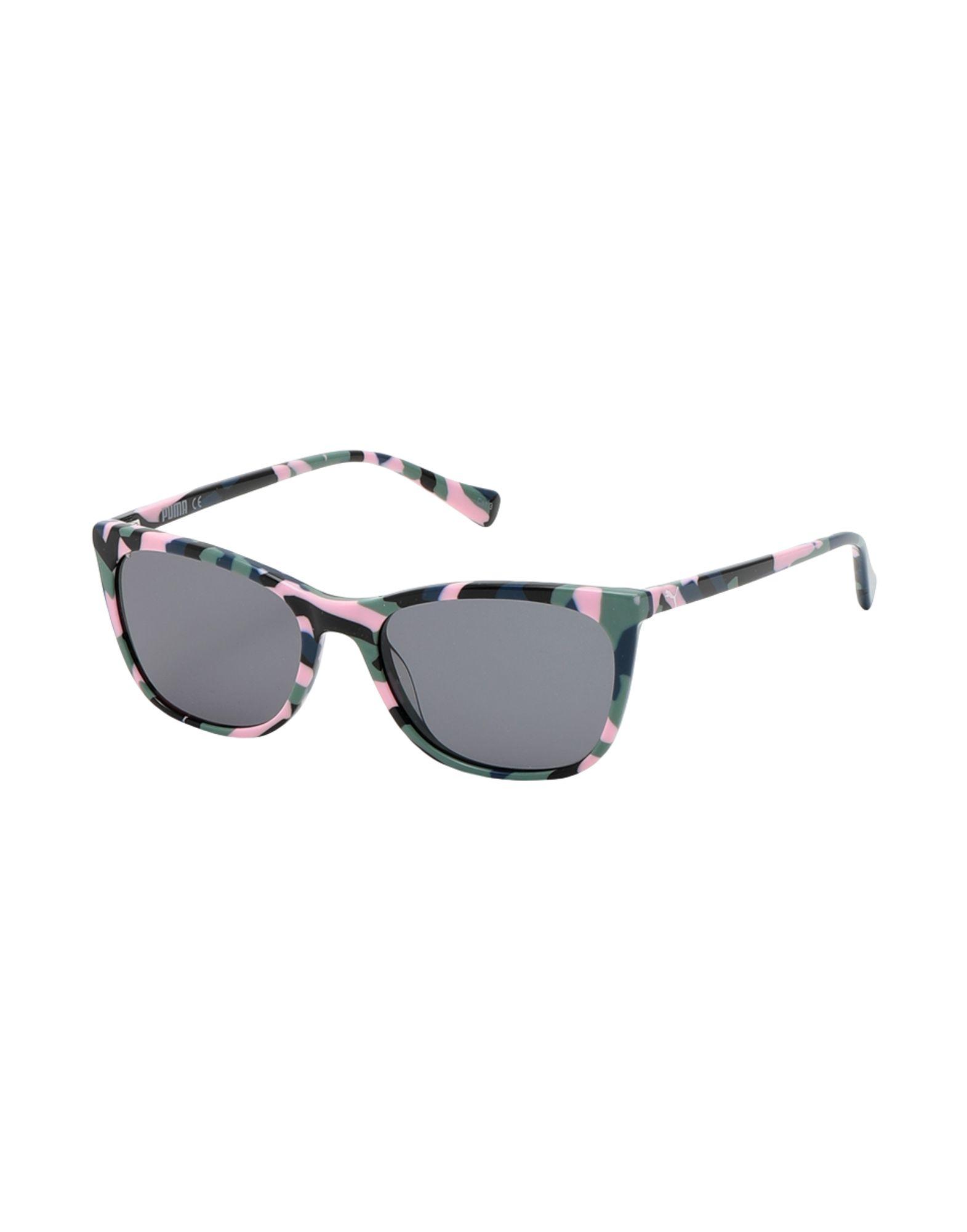Фото - PUMA Солнечные очки 3d очки