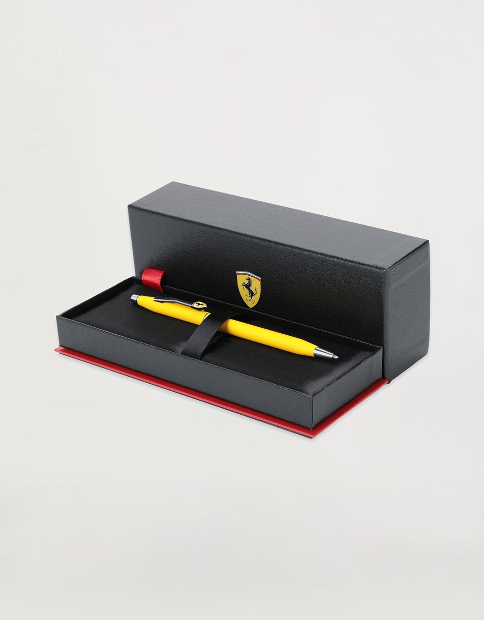 Scuderia Ferrari Online Store - Cross Classic Century Scuderia Ferrari Ballpoint Pen in Modena Yellow - Ballpoint Pens