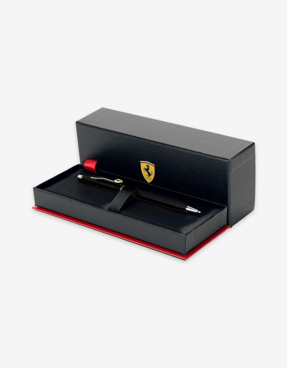 Scuderia Ferrari Online Store - Cross Classic Century Scuderia Ferrari ballpoint pen in matt black - Ballpoint Pens