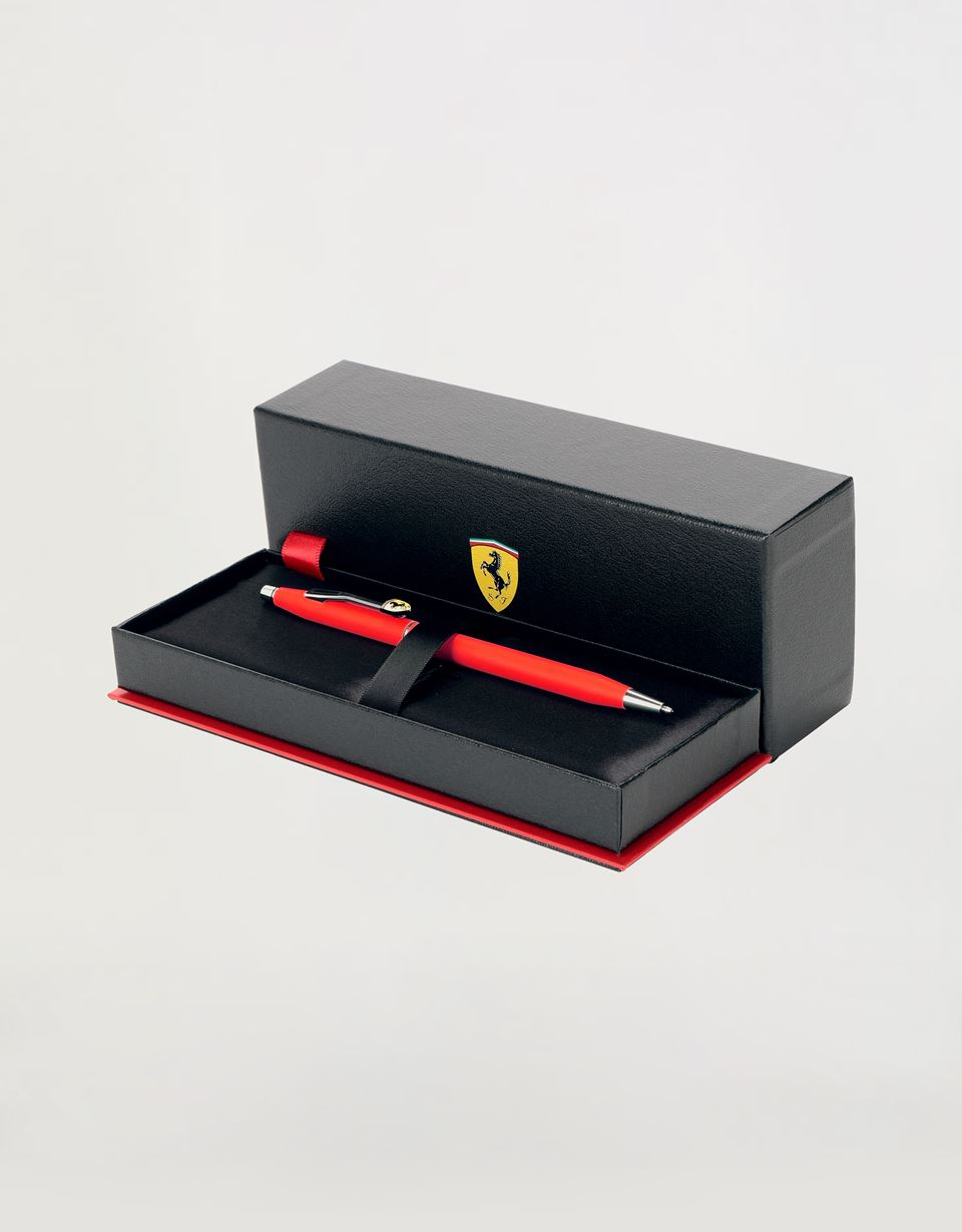 Scuderia Ferrari Online Store - Cross Classic Century Scuderia Ferrari Ballpoint Pen in Racing Red - Ballpoint Pens