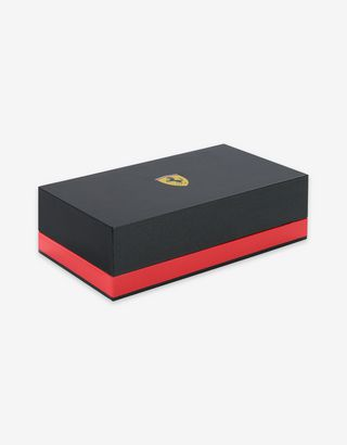 Scuderia Ferrari Online Store - Cross Townsend Scuderia Ferrari Rollerball Pen in Racing Red - Ballpoint Pens