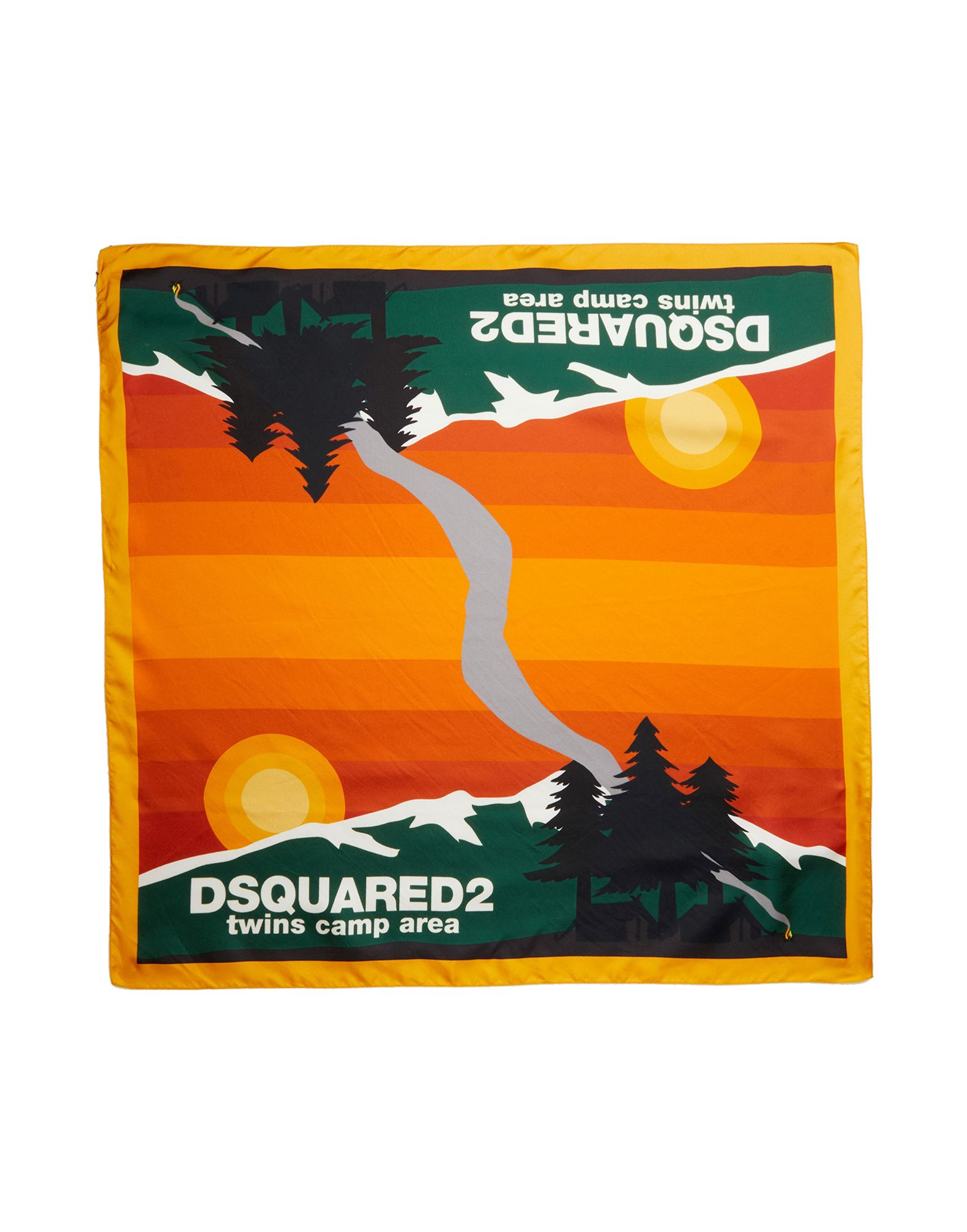 DSQUARED2 Платок