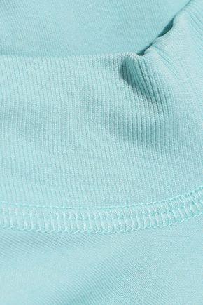 PEPPER & MAYNE Dégradé stretch-jersey hoodie