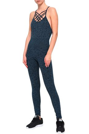 PEPPER & MAYNE Criss Cross stretch bodysuit