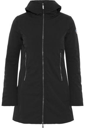 FUSALP Shell hooded down coat