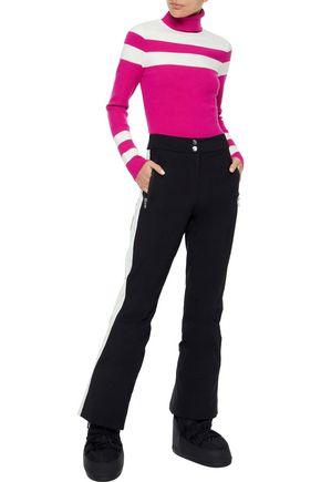 FUSALP Skipper striped ski pants