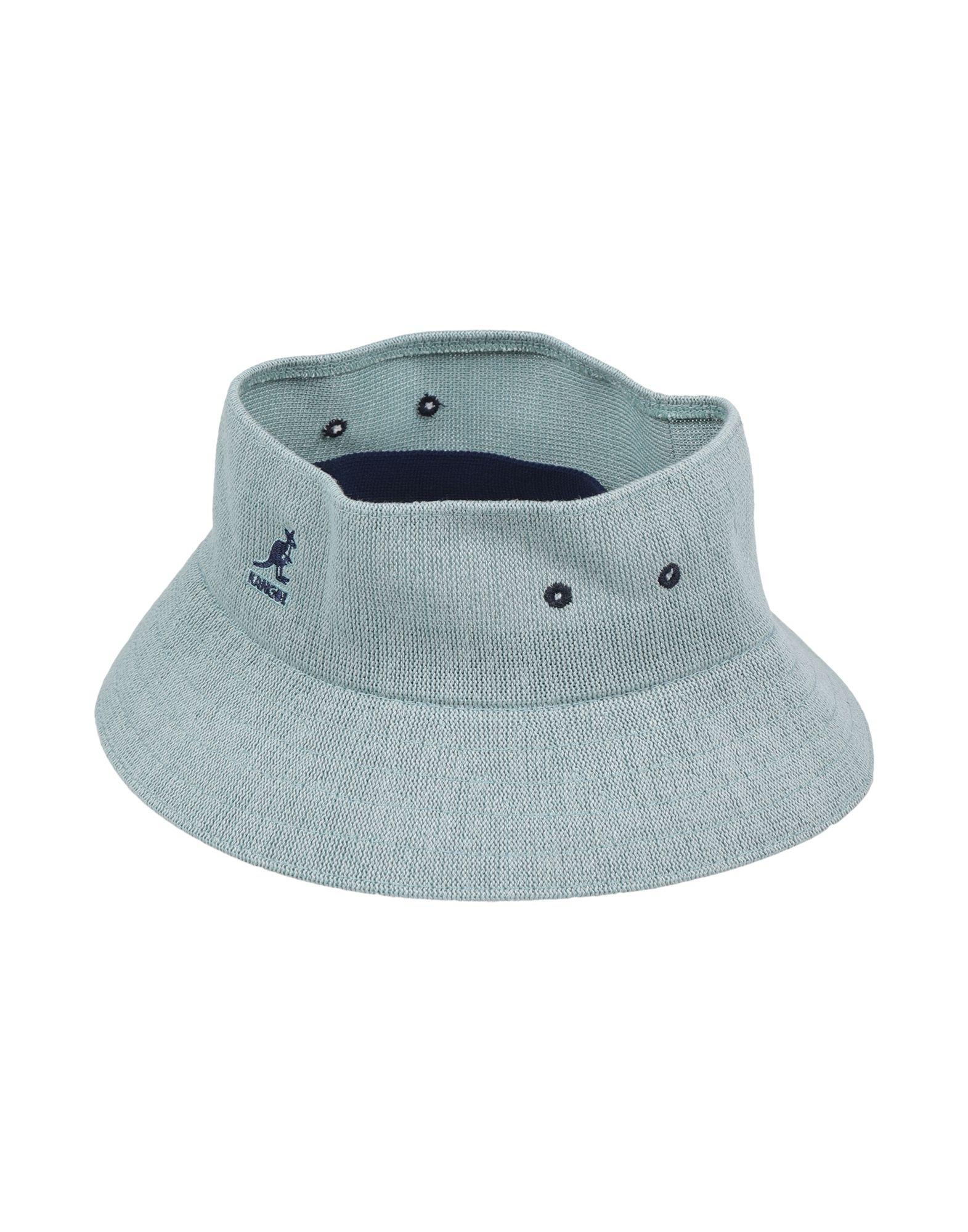 《送料無料》KANGOL メンズ 帽子 ライトグリーン M アクリル系 55% / レーヨン 45%