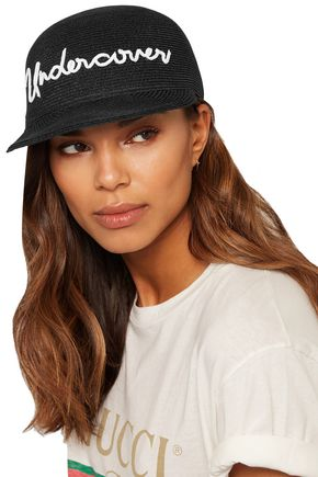 c20a44bb9fbf1 EUGENIA KIM Bo embroidered woven baseball cap