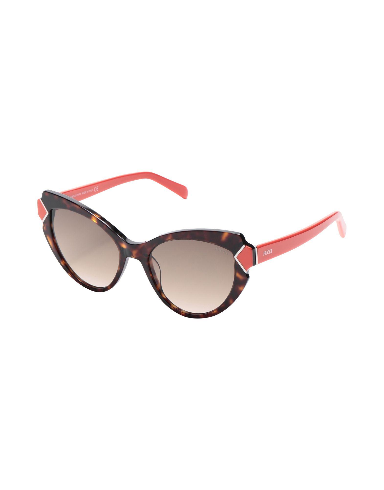 Фото - EMILIO PUCCI Солнечные очки 3d очки