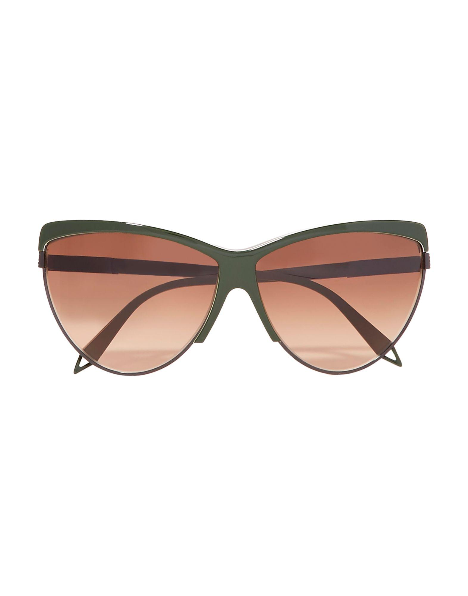 Фото - VICTORIA BECKHAM Солнечные очки 3d очки
