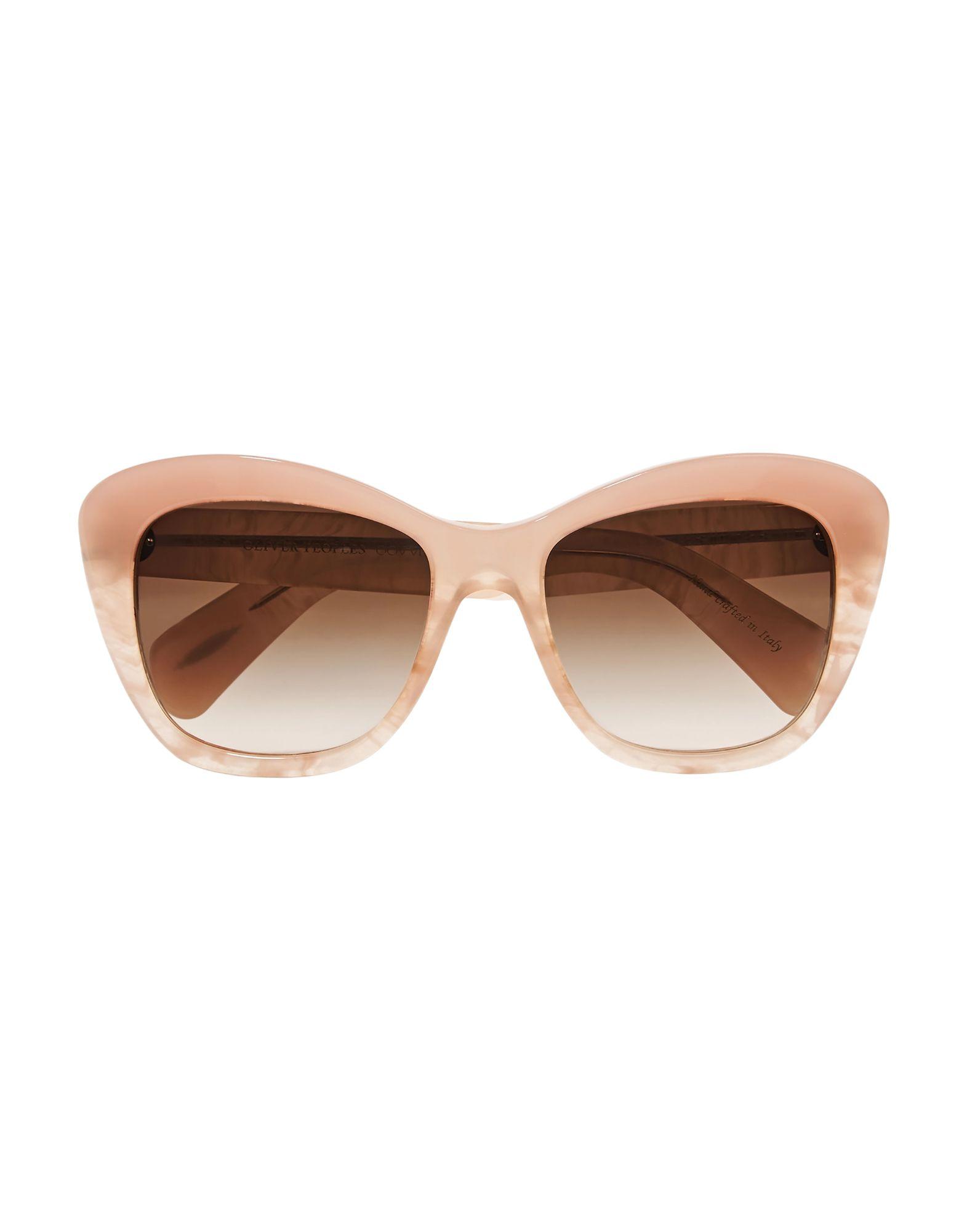 OLIVER PEOPLES Солнечные очки