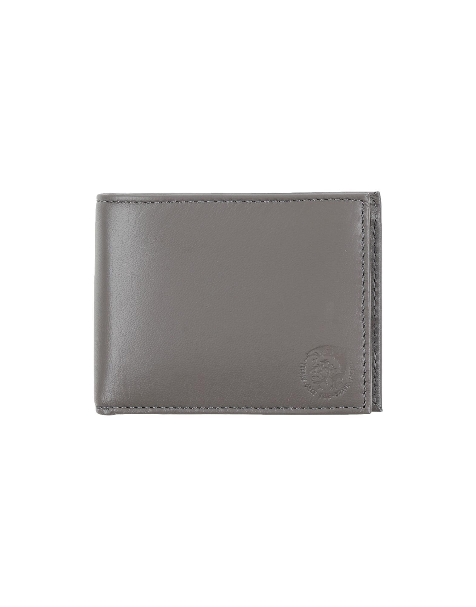 DIESEL Бумажник г жа йорк orchid nucelle короткий бумажник вскользь кожаный бумажник кошелек рука кошелек 425 дикий синий утренний туман